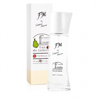 Eau de toilette FM 201 for girl