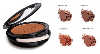Dark Skin Mineral Powder